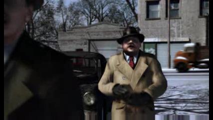 Mafia 2 Трейлър !