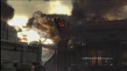 God of War 3 Kratos Vengence