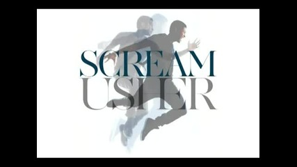 Usher - Scream (audio)+текст