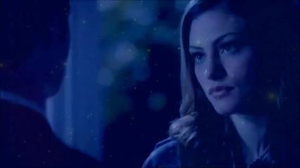 Ако любовта ни е лудост , защо си моята яснота ? [ Elijah + Hayley ] .. [ The Originals ]