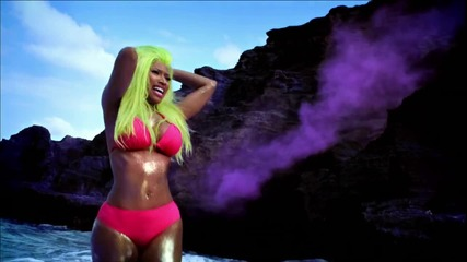 Nicki Minaj - Starships (official Video )(hq)