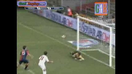 2009/8/23 Genoa - Roma 1 - 1