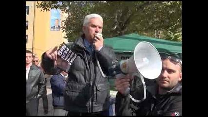 Реч на Волен Сидеров в град Хасково