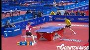 Тенис на маса: Jorgen Persson - Werner Schlager