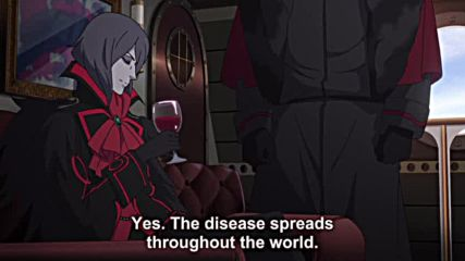Tenrou Sirius the Jaeger episode 7