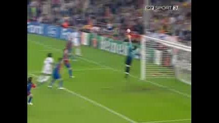 Lampard Best goal vs Barcelona