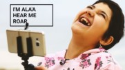 Audacious Ala'a: The little girl who beat cancer 3 times