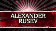 Rusev Entrance Video - Русев (вижте Описанието)