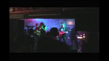 Хадес - Концерт В Three Lions Club - Варна - 03.04.2011 - Част 8