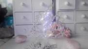 Тиара за коса с кристали- Circle of Life от Absoluterose.com