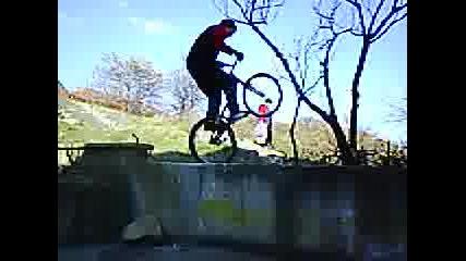 Biker До Антима Скача - Казанлък