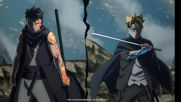 Boruto . Naruto Next Generation Opening 2 - Over