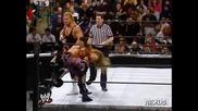 WWE Edge vs. Mr. Perfect - Sunday Night HEAT 03.03.02 **HQ**