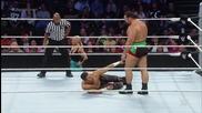 Rusev vs Fandango - Wwe Smackdown - July 9.2015