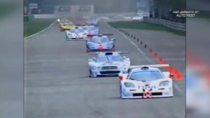 Историята на FIA GT1 и Volvo S60 T8 Hybrid - Auto Fest: Best of season 5