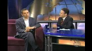 The Daily Show with Jon Stewart 16.08.03 - Rowan Atkinson Jo