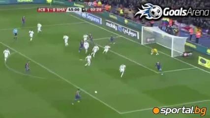 Барселона 2:2 Реал Мадрид