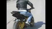Моторист се гаври с полицаите 22.03.2012 Леново