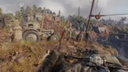 Metro Exodus Reveal Trailer - E3 2017