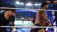 The Usos vs. Rybaxel: Smackdown, June 6, 2014