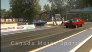 Nhra Drag Racing Pro Mods Doorslammers - Mission, Bc - June