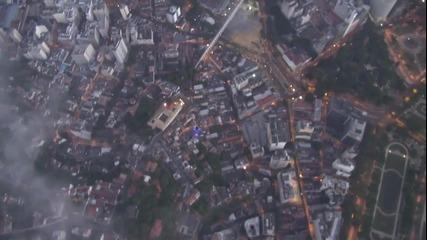 Полет над Рио де Жанейро