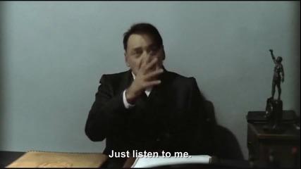 Хитлер говори с глас на мишка