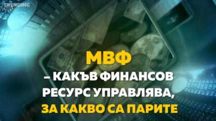 МВФ-КАКЪВ ФИНАНСОВ РЕСУРС УПРАВЛЯВА, ЗА КАКВО СА ПАРИТЕ