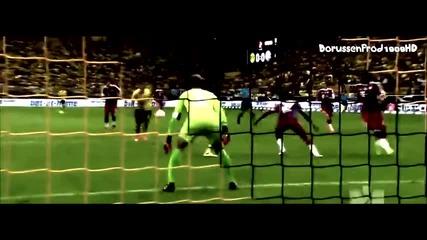 Борусия Дортмунд - най-доброто до сега 2014/15