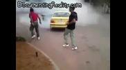 Bmw Drift - и човек пада от колата By Fashion-_-trepa4a