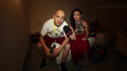 "Дневник 31.07, Пловдив // Sankt Peterburg & Club ""W"" // 359 HIP HOP HELL TOUR 2014 (Day 2)"