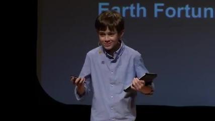 Томас Суарес - iphone разработчик на приложения ... 6-ти клас