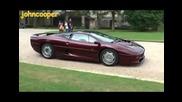 Безсмъртна Лагенда - Jaguar Xj220