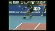 Тенис ветерани - Бремен 2008 : Бекер - Едберг | част 1/2