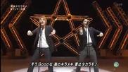Tackey and Tsubasa on Music Station 031811