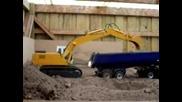 Rc Excavator