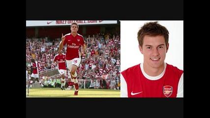 Състава на Арсенал за Сезон 2010 2011