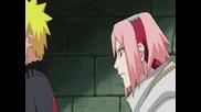Naruto Shippuuden - Епизод 215 - Bg Sub