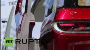 "Japan: Suzuki launches the Air Triser MPV - a ""relaxation mode"" concept car"