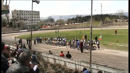 Спидуей Търговище - 17.04.2011. Преди старта - Представяне състезатели (2 от 23)
