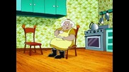 Courage the cowardly dog sesone1 ep3 courage meets bigfoot
