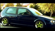 Golf Mkiv Air ride by darrrrekdaro Hd