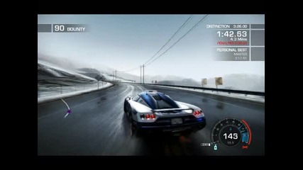 Need For Speed Hot Pursuit 2 My Gameplay