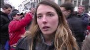 Белгия: Жители на Брюксел предлагат безплатни прегръдки