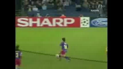Barcelona - Panantineikoz 5:0