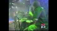 P.O.D.  -  Get Up, Stand Up (на живо)