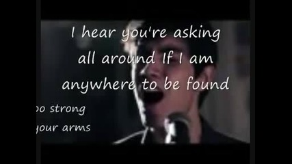 Jar of Hearts - Christina Perri (sam Tsui Cover) with Lyrics