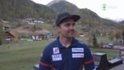 Алберт Попов преди старта на новия сезон в Световната купа