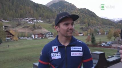 Попов: Дадох по-добри времена от световния шампион в някои тренировки