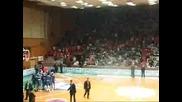 Фенове Баскетбол Цска Фиба
